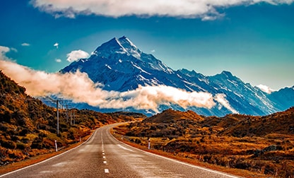 New Zealand Breathtaking Vacations
